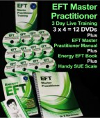 EFT Master Practitioner - 12 x DVD Set: The Most Advanced EFT Knowledge Available Today by Silvia Hartmann