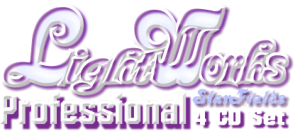 LightWorks Healing Music logo