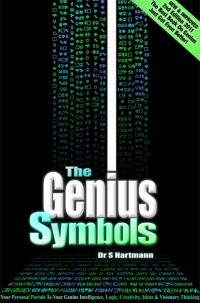 The Genius Symbols, 2nd Edition: Your Portal to Creativity, Imagination and Innovation by Silvia Hartmann