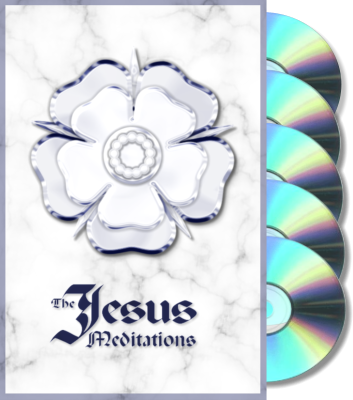 Jesus Guided Meditations Program 5 CD Image