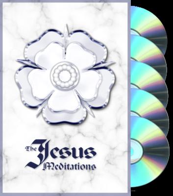 Jesus Guided Meditations Program 5 CD Image